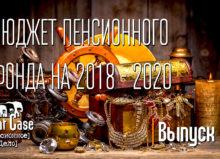 Бюджет Пенсионного Фонда на 2018 - 2020